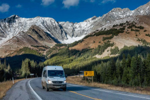Campervan North America - fuel efficient RVs