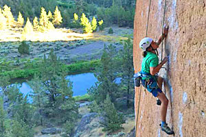 Chockstone Climbing Guides - Area Guided Climbs