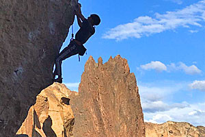 Chockstone Climbing Guides | guided climbing trips