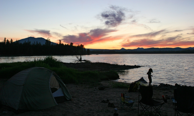Bend Campgrounds
