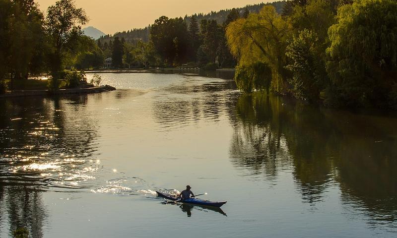 Mirror Pond Sea Kayaking