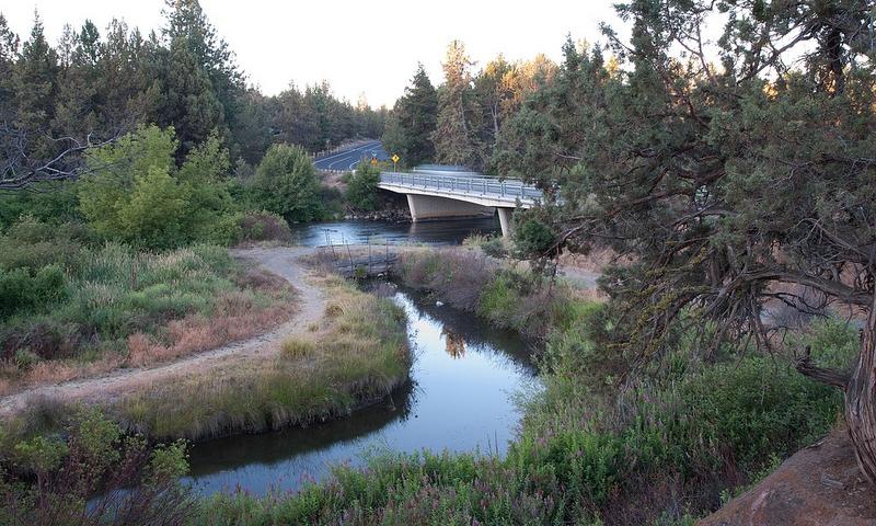 Tumalo State Park Oregon