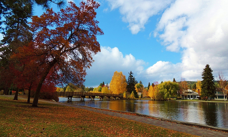 All Seasons Rv >> Drake Park in Bend Oregon - AllTrips