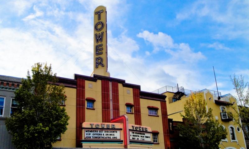 Bend Oregon Tower Theatre