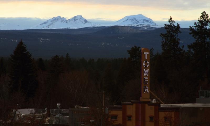 Tower Theatre Oregon