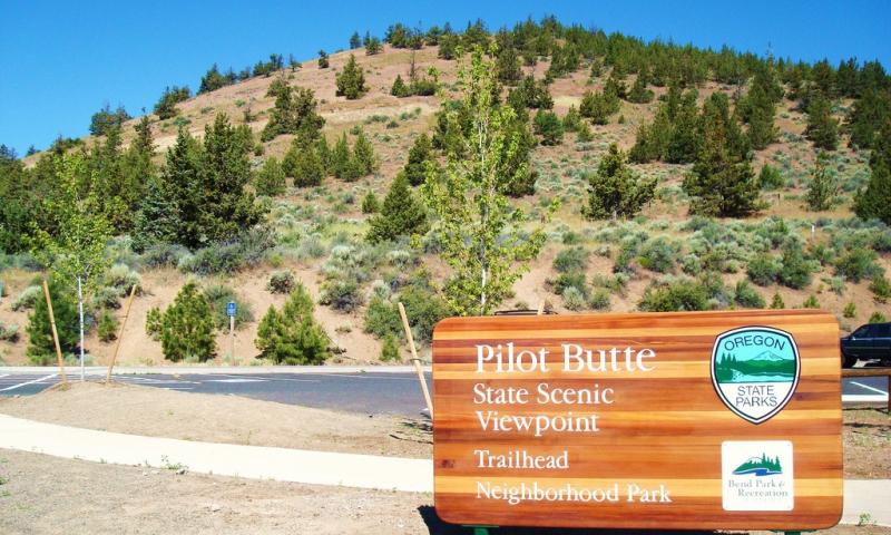 Oregon State Parks Pilot Butte State Park Alltrips