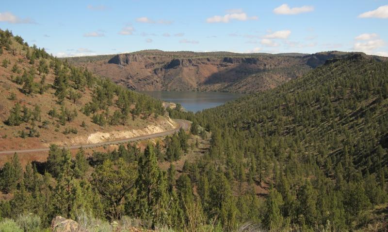 Oregon state parks prineville reservoir state park alltrips for Prineville reservoir fishing