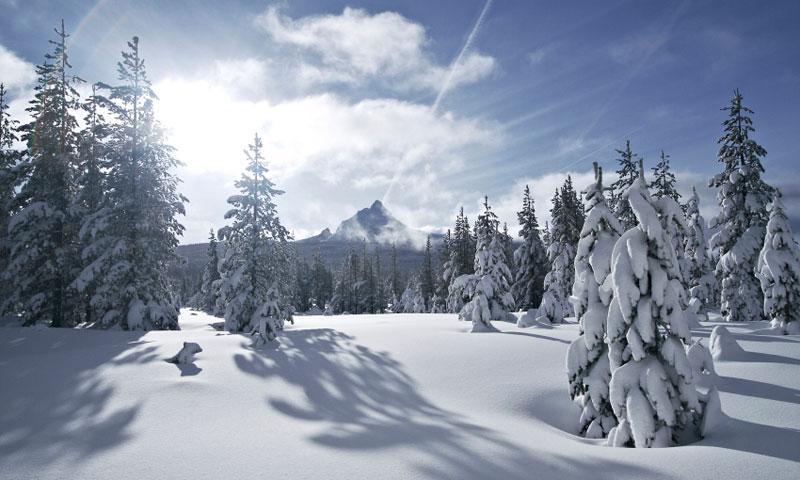 Mount Washington Oregon