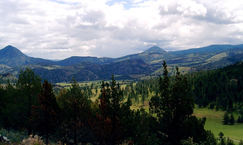 Ochoco Mountains