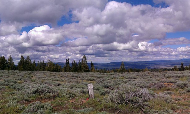 Ochoco Mountains Ochoco
