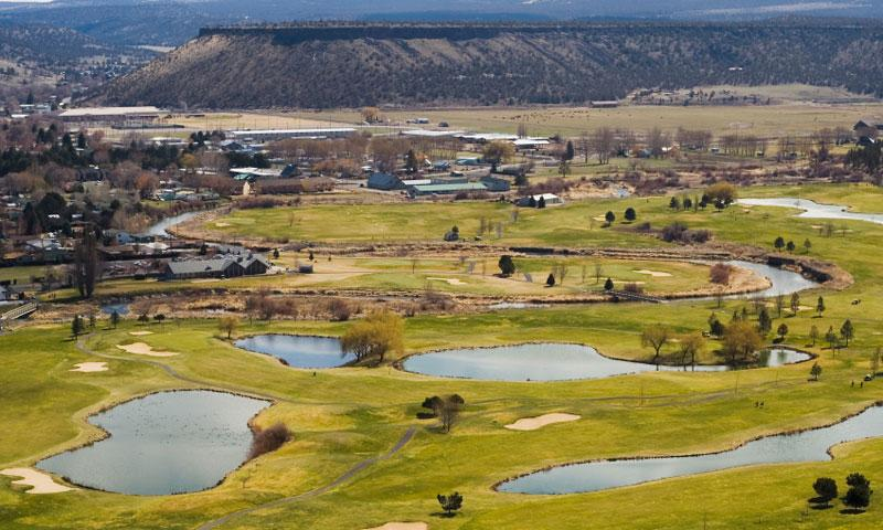 Golf Course in Central Oregon