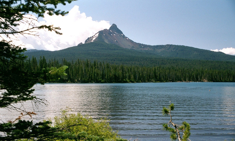 Big lake oregon fishing camping boating alltrips for Fish lake oregon