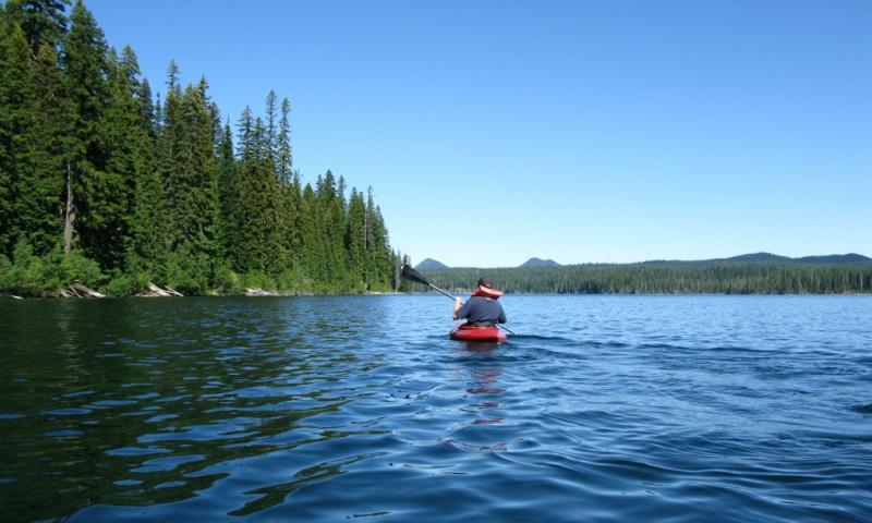 Cultus Lake OR