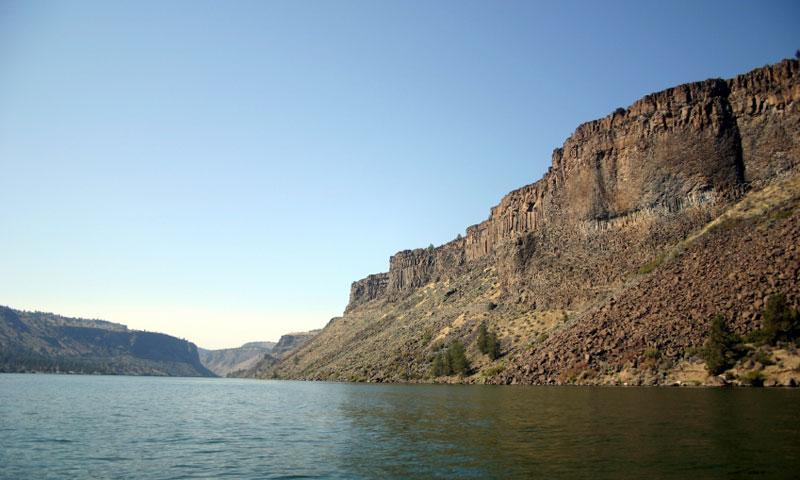 Lake Billy Chinook Oregon Fishing Camping Boating Alltrips