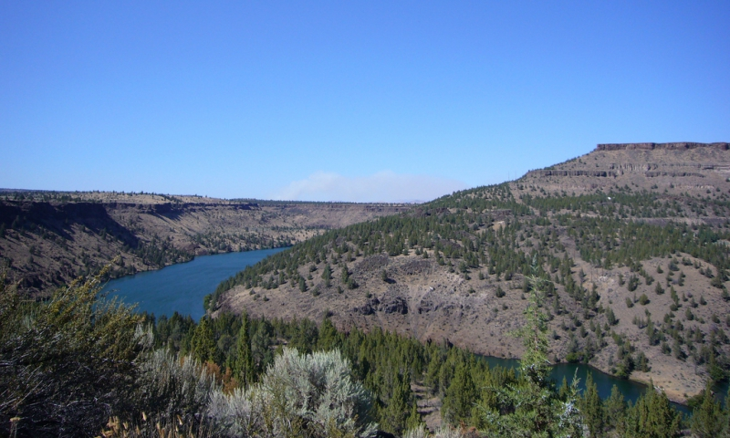 Lake Simtustus Oregon Fishing, Camping, Boating - AllTrips