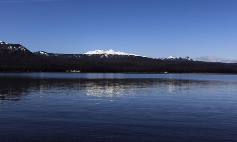 Odell Lake Oregon Fishing Camping Boating Alltrips
