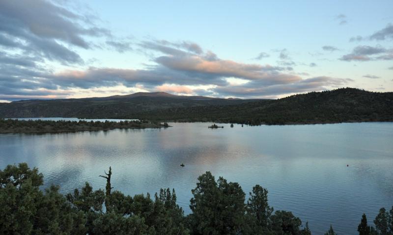 Prineville reservoir oregon fishing camping boating for Prineville reservoir fishing