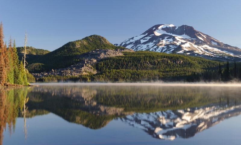 Sparks Lake Oregon