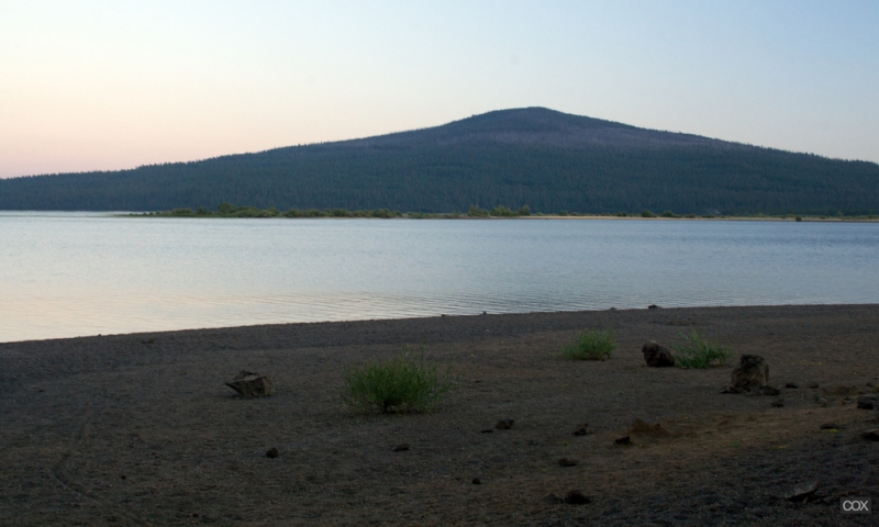 wickiup reservoir oregon fishing camping boating alltrips