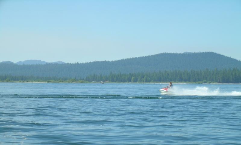 Wickiup Reservoir Oregon