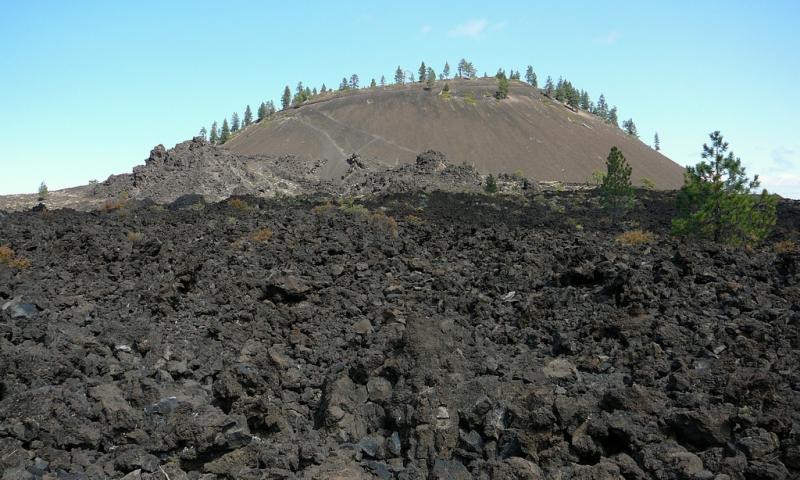 Lava Butte Oregon