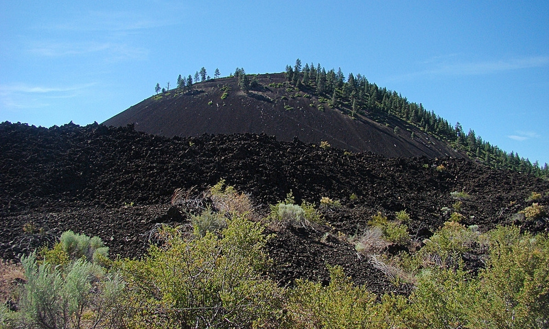 Lava Butte Oregon Alltrips