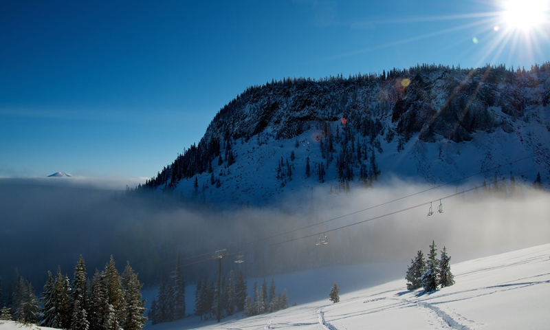 Hoodoo Ski Resort