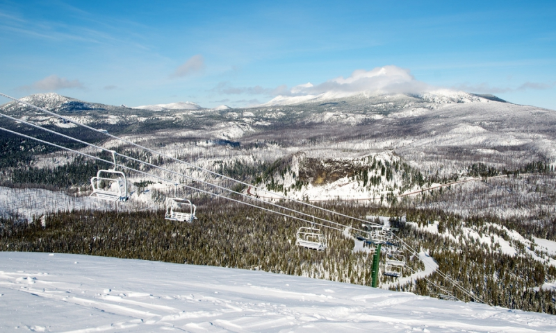 Hoodoo Ski Area Oregon
