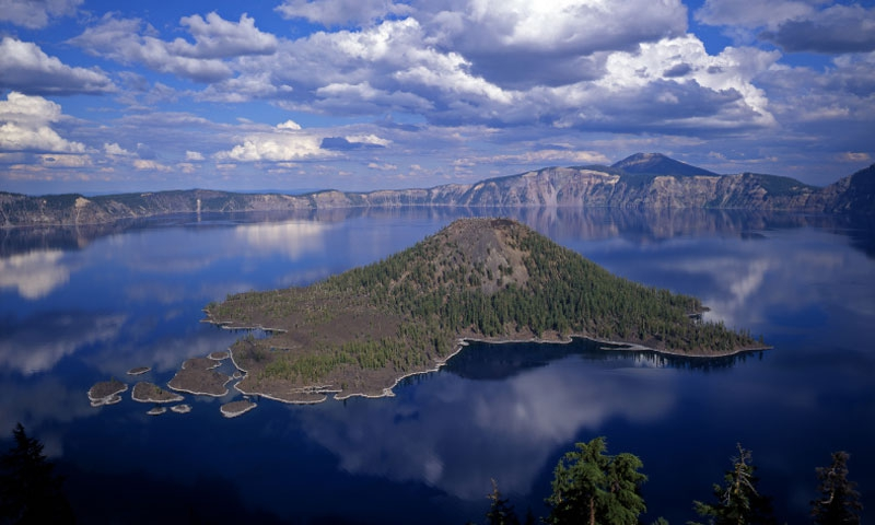 Crater Lake National Park Oregon >> Crater Lake Volcano Geology - AllTrips