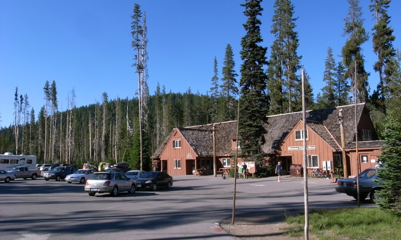 Mazama Village at Crater Lake National Park