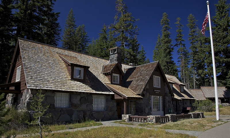 Crater Lake Visitor Center