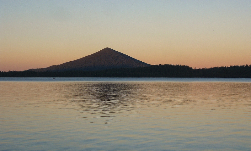 Crescent Lake OR