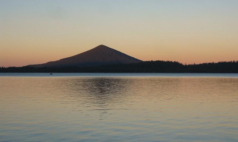 Crescent Lake OR