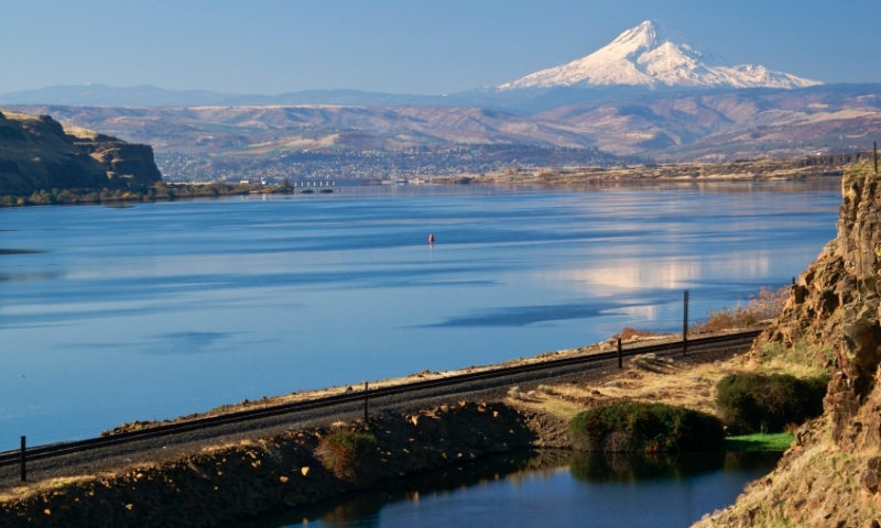 bend to the dalles