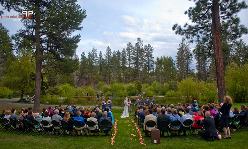 Bend Wedding