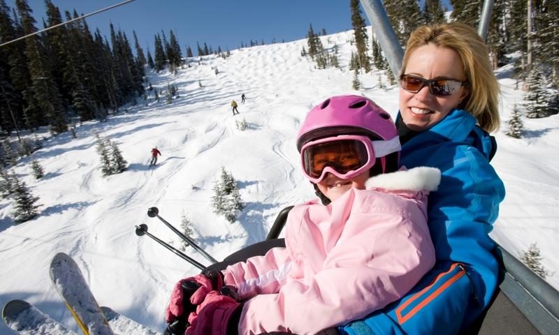 Bend Oregon Kids Winter Activities