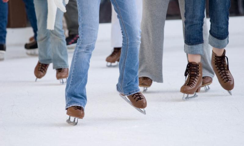 Bend Oregon Ice Skating